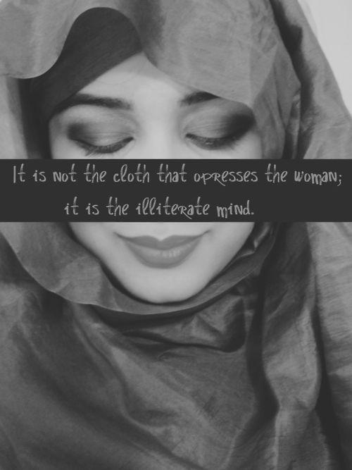 Hijab is not Hijab (3/3)