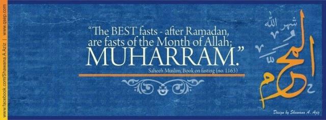 Muharram Mubarak! :)