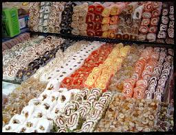 Lokum (Turkish Delight)