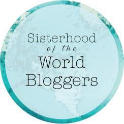 Sisterhood of The World Bloggers Award!