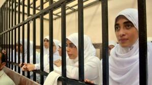 female jailed