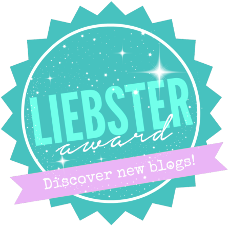 Liebster award 10 18 15