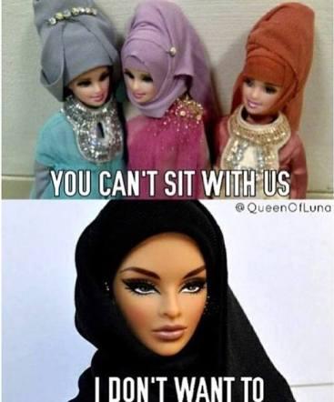 Mean Hijabis