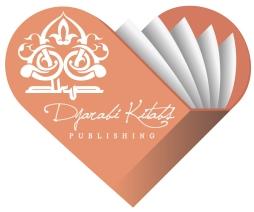 Djarabi KITABS- peach logo