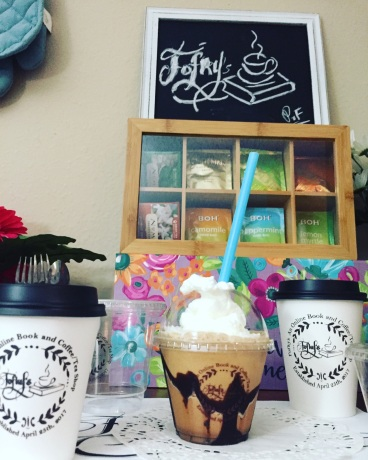 Fofky's Mocha Frappuccino