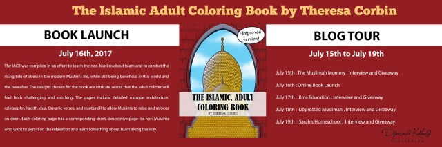 7 11 17 The Islamic Adult Coloring Book 2