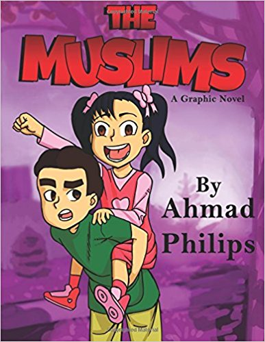 The Muslims by ahmad phillips picture