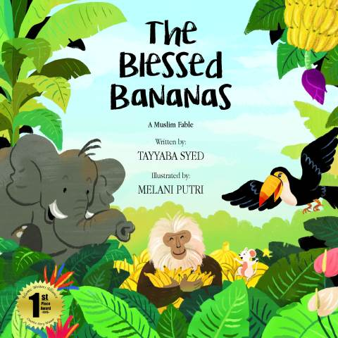 Blessed Bananas Front Cover