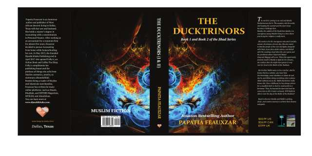 The Ducktrinors OFFICIAL BOOK COVER 12 15 jpeg