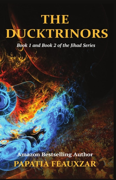 The Ducktrinors official book cover eBook 12 19 17