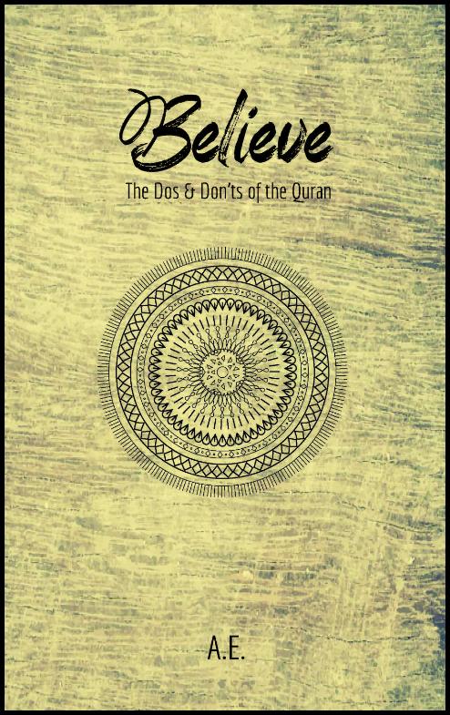 believe cover
