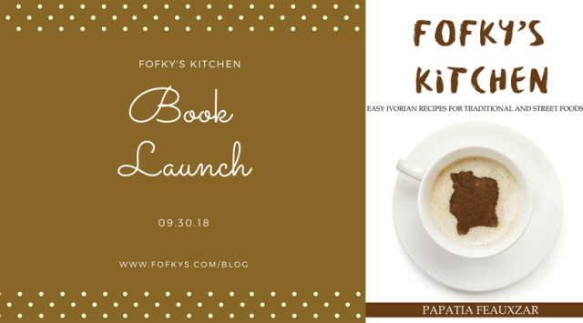 FOFKY's KITCHEN book launch 1