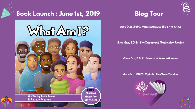 New Release! Book Launch and Blog Tour for WAMI 2 MAY 17 2019
