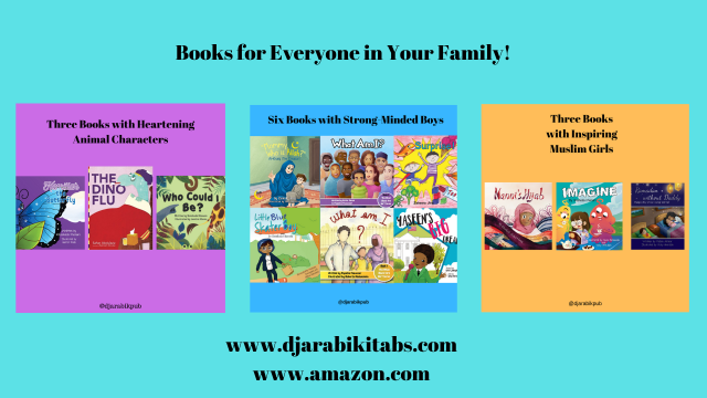books for everyone in your family 1