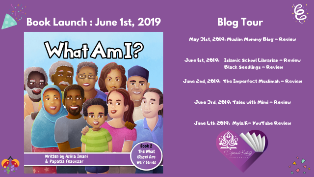New Release! Book Launch and Blog Tour wami 2 final 5 20 19
