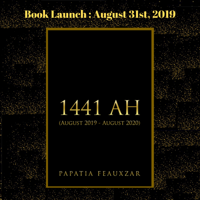 book launch 1441 ah