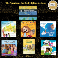 The nominees for best childrens book
