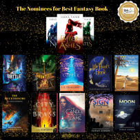 the nominees for best fantasy book