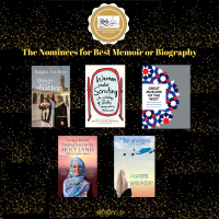 The nominees for best memoir or biography