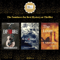 The nominees for best mystery or thriller