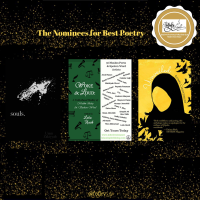 The nominees for best poetry