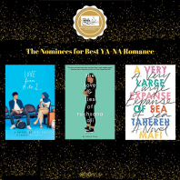 The nominees for best ya na romance