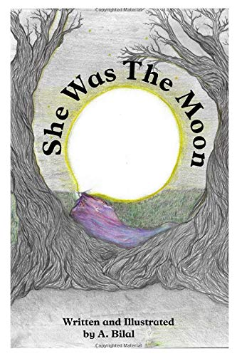 she was the moon front cover