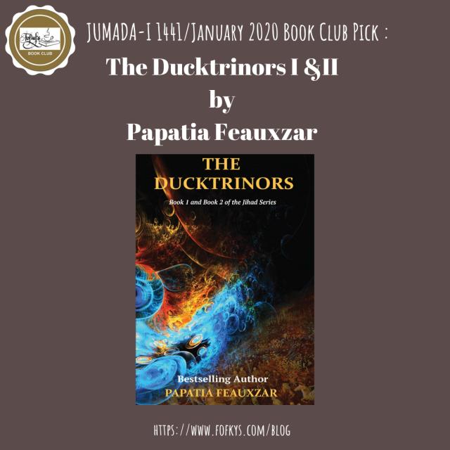 Book Club The ducktrinors 1 Jumada 1 Jan 20 two