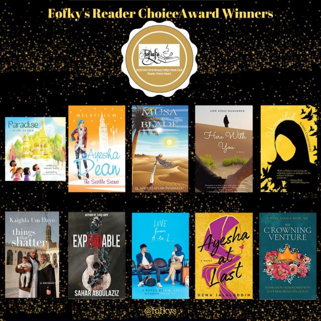 reader choice awards winners