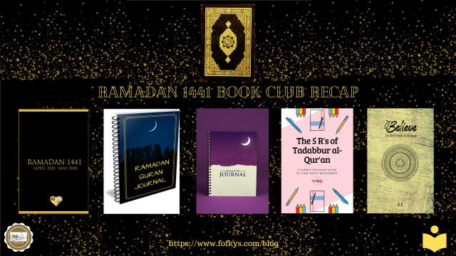 Ramadan Book Club large banner