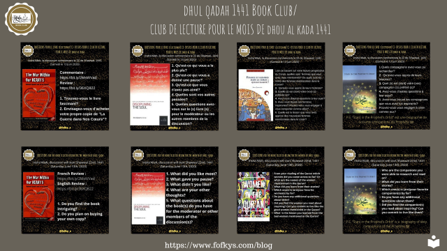 dhul qada all books to be discussed 1 updated
