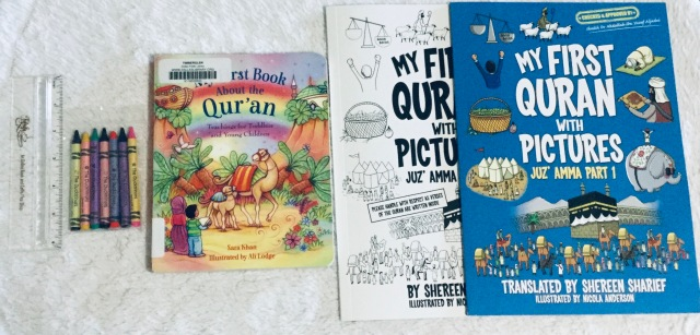 Quran picture books Reviews